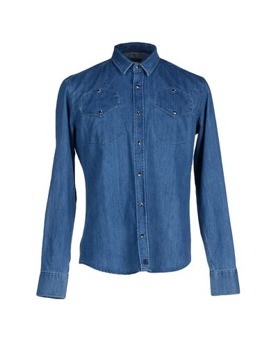 Foto SURFACE TO AIR Camicia jeans uomo Camicie jeans