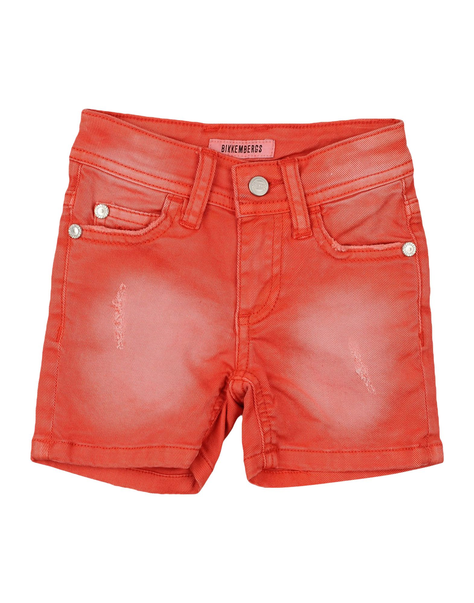 BIKKEMBERGS Denim shorts