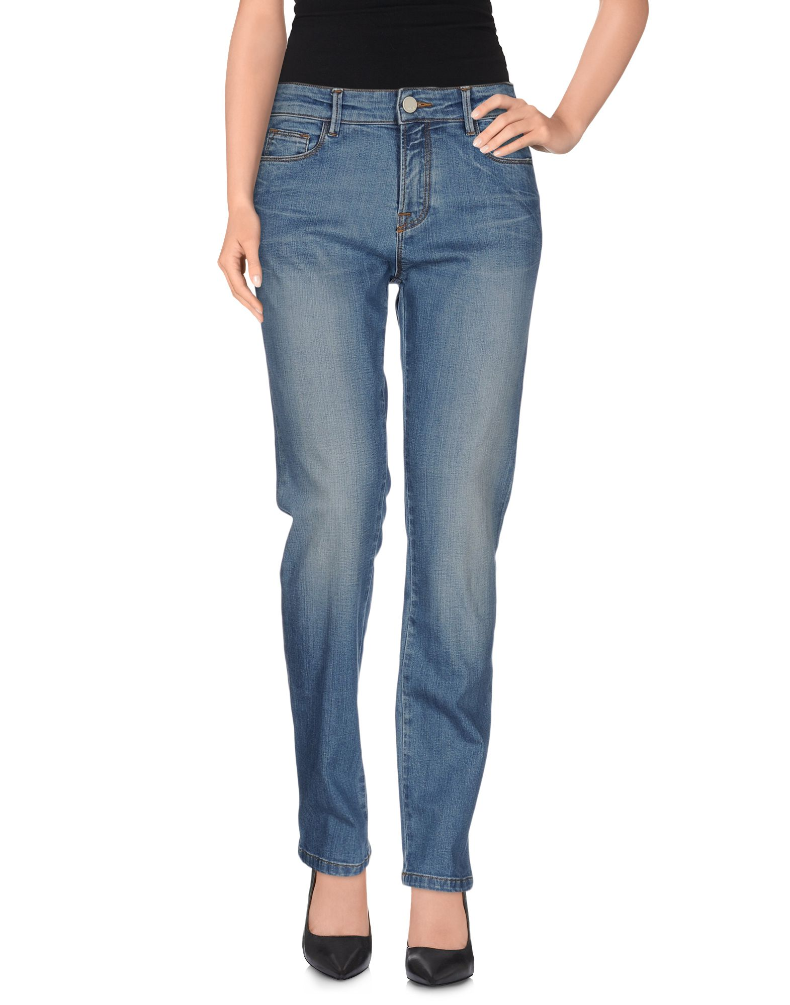 EKLE' Джинсовые брюки dismero джинсовые брюки