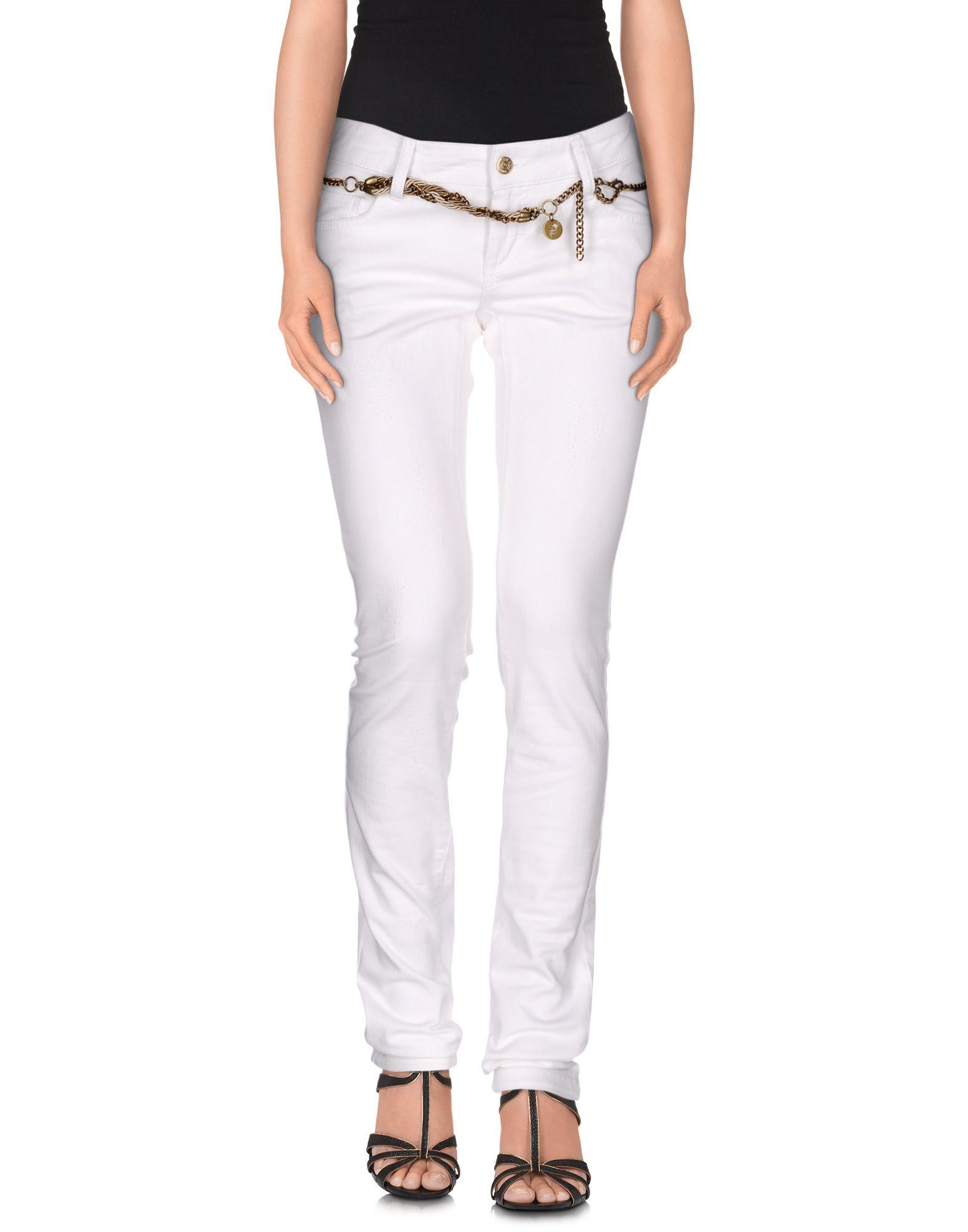 ONLY 4 STYLISH GIRLS by PATRIZIA PEPE Джинсовые брюки