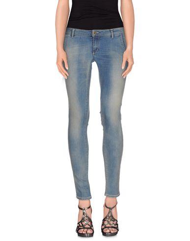 Foto CAMOUFLAGE AR AND J. Pantaloni jeans donna