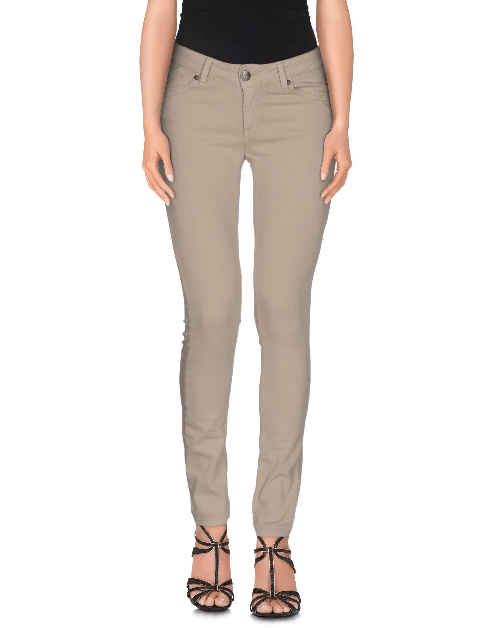 цена U.S.A. JEANS SPORT Джинсовые брюки онлайн в 2017 году