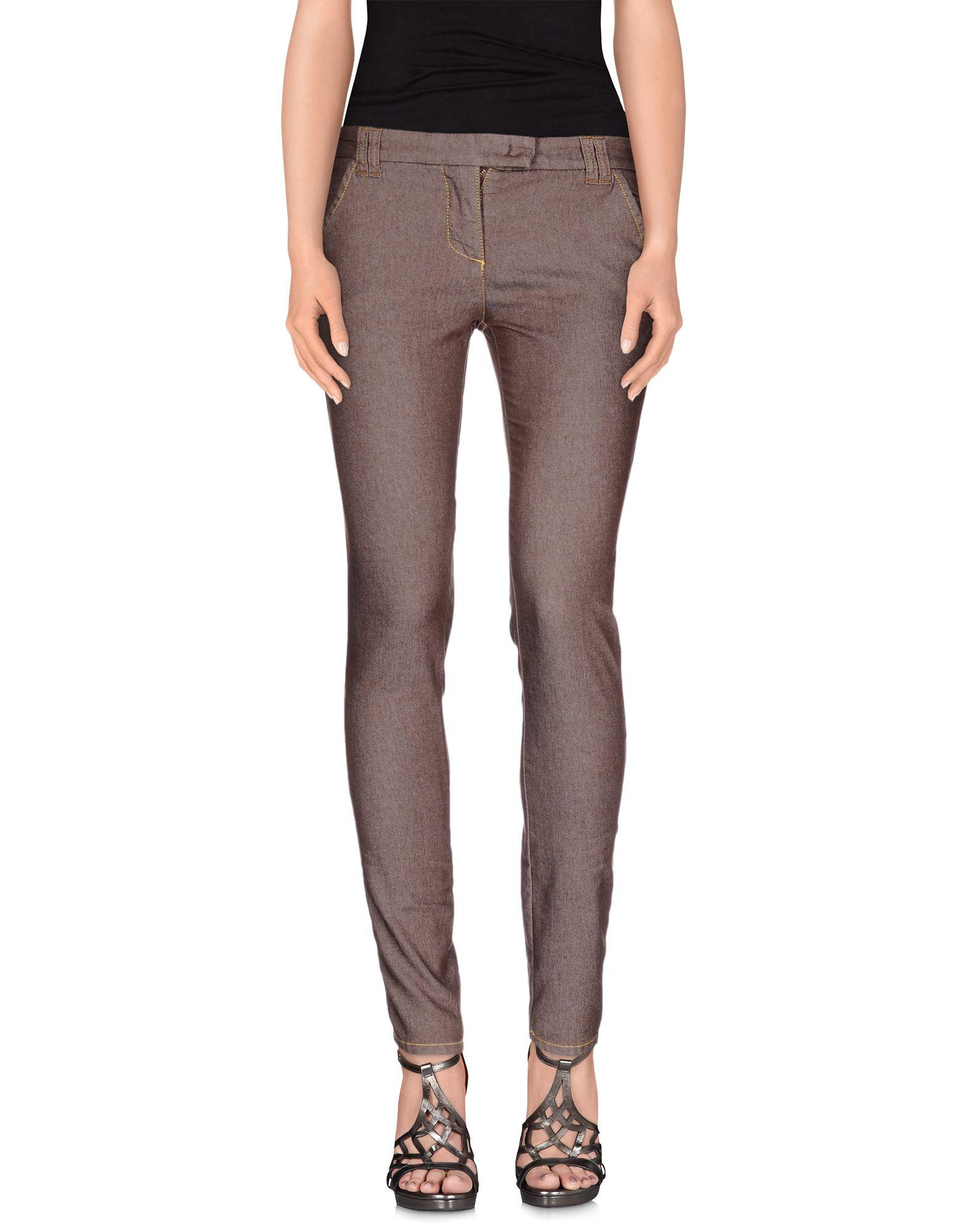 цена E-GÓ Джинсовые брюки онлайн в 2017 году