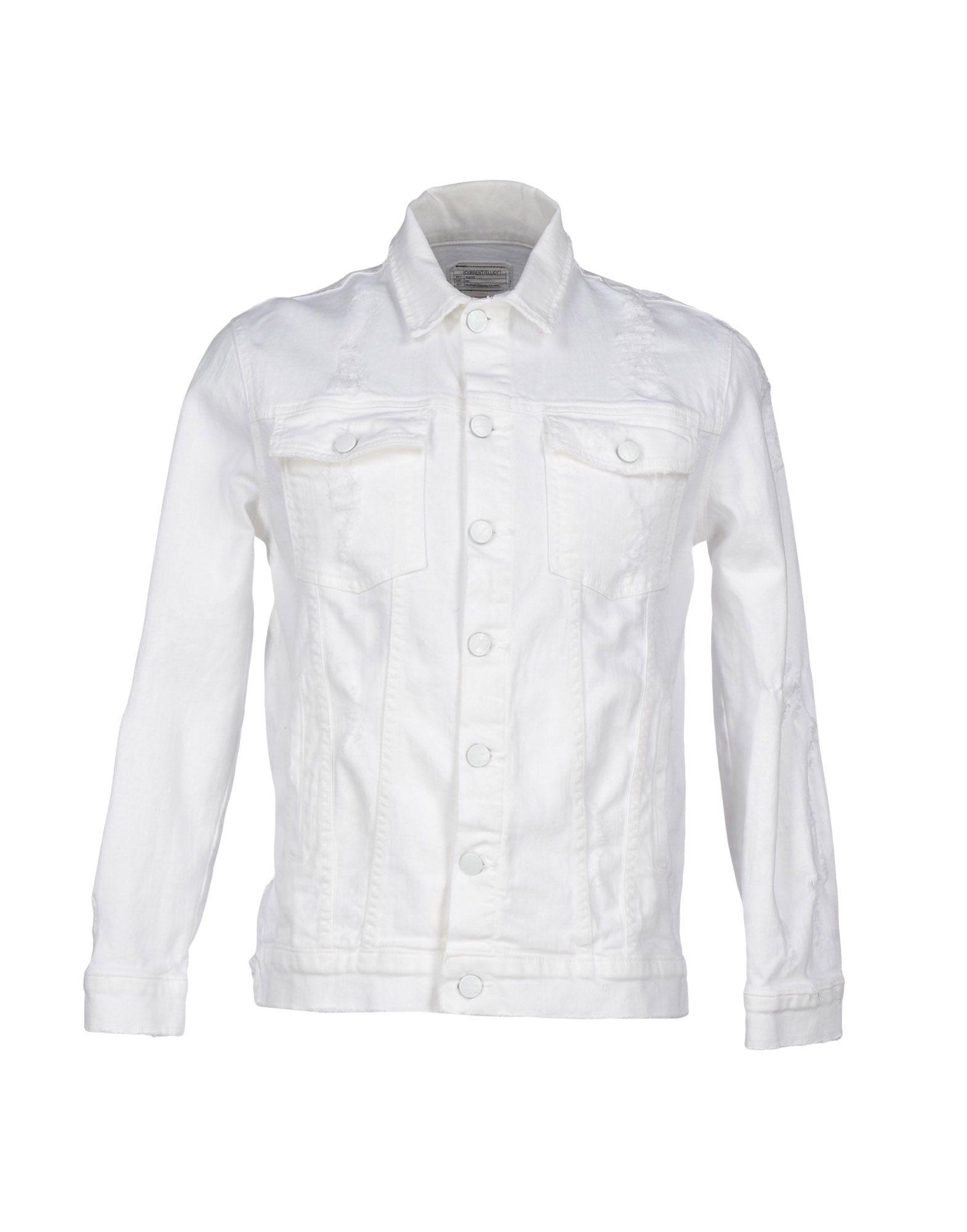 CURRENT/ELLIOTT Джинсовая верхняя одежда colmar джинсовая верхняя одежда