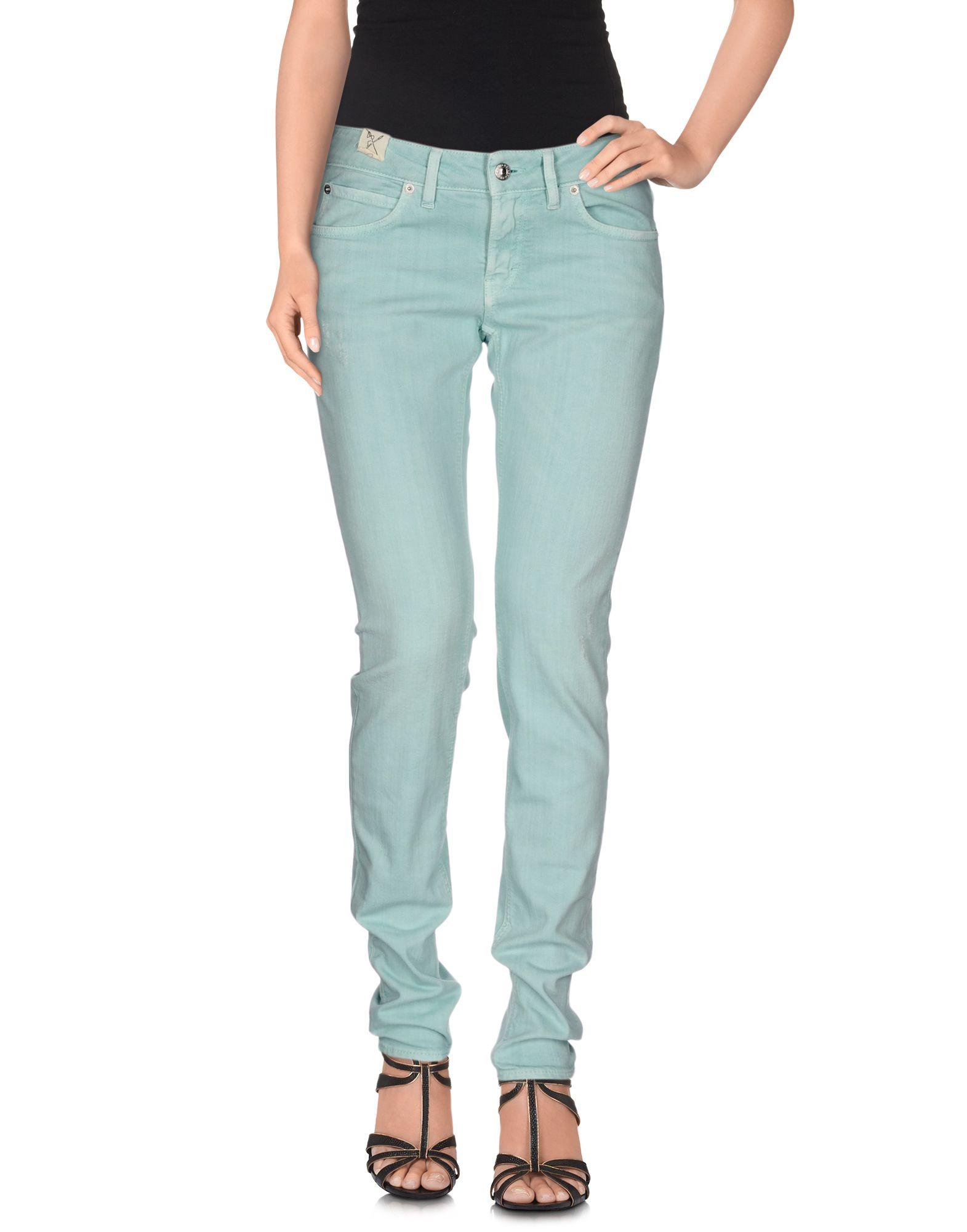 где купить DRYKORN Джинсовые брюки по лучшей цене