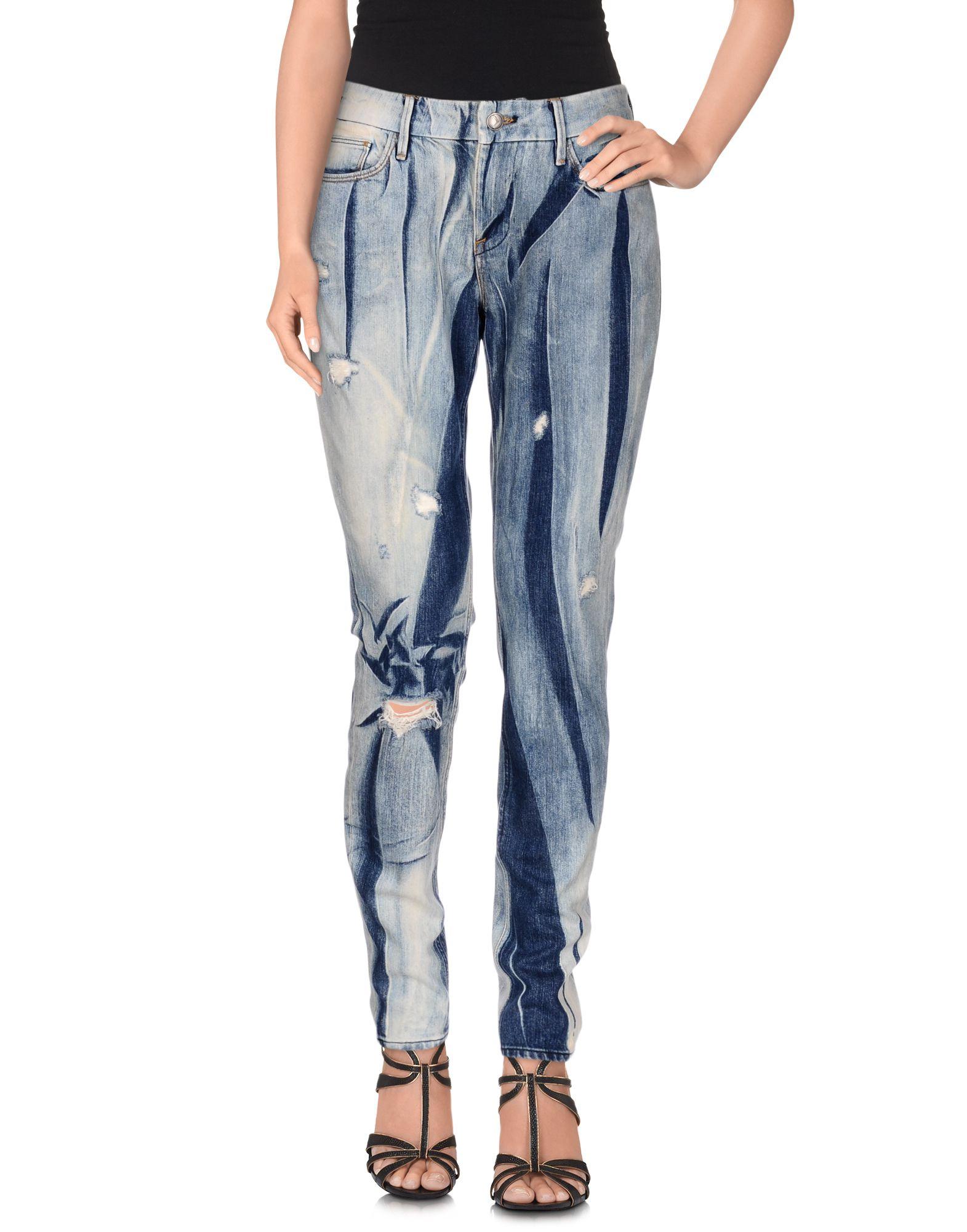 где купить ELIN KLING for MARCIANO Джинсовые брюки по лучшей цене