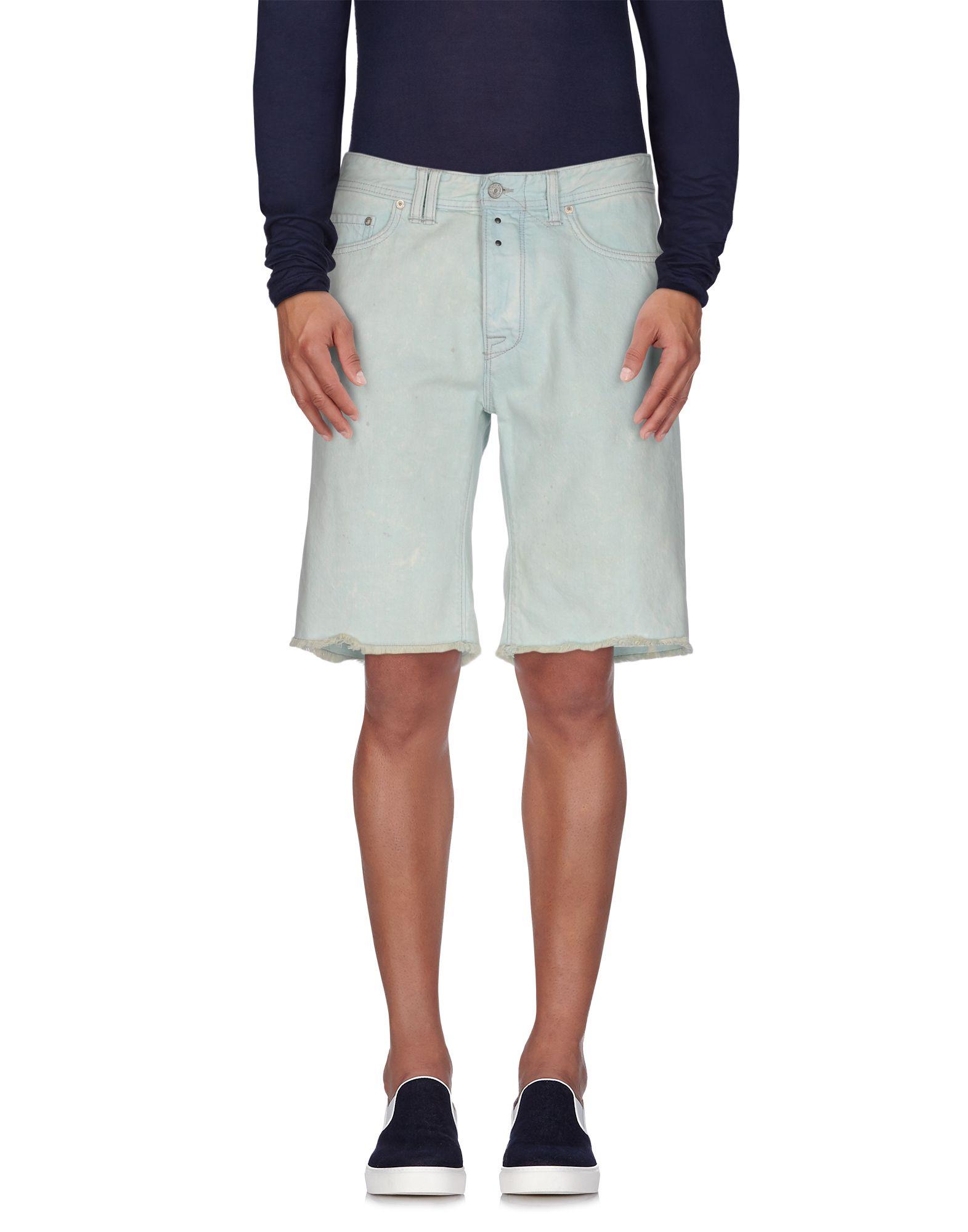 ФОТО cycle джинсовые бермуды