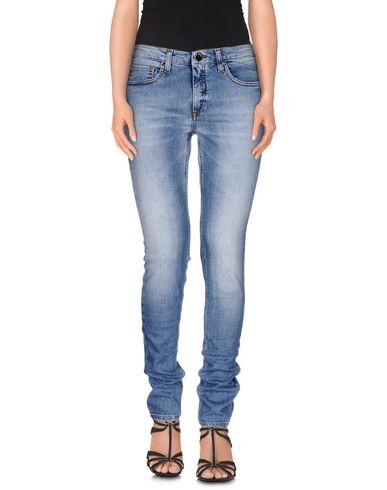 Джинсовые брюки VICTORIA BECKHAM DENIM 42475761GN