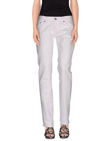 Фото - Джинсовые брюки от DONDUP STANDART белого цвета