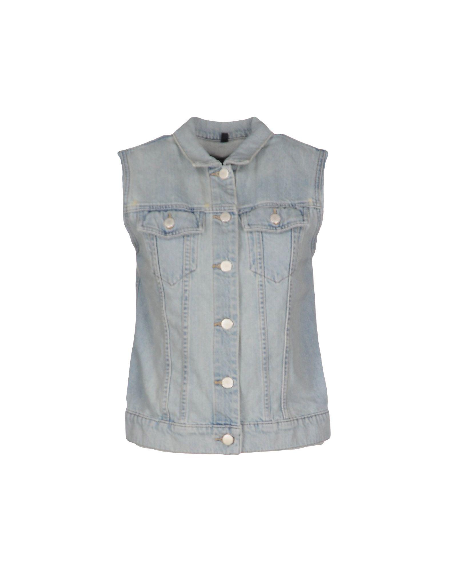 цены на J BRAND Джинсовая верхняя одежда в интернет-магазинах