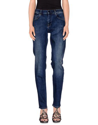 Джинсовые брюки VICTORIA BECKHAM DENIM 42476761LL