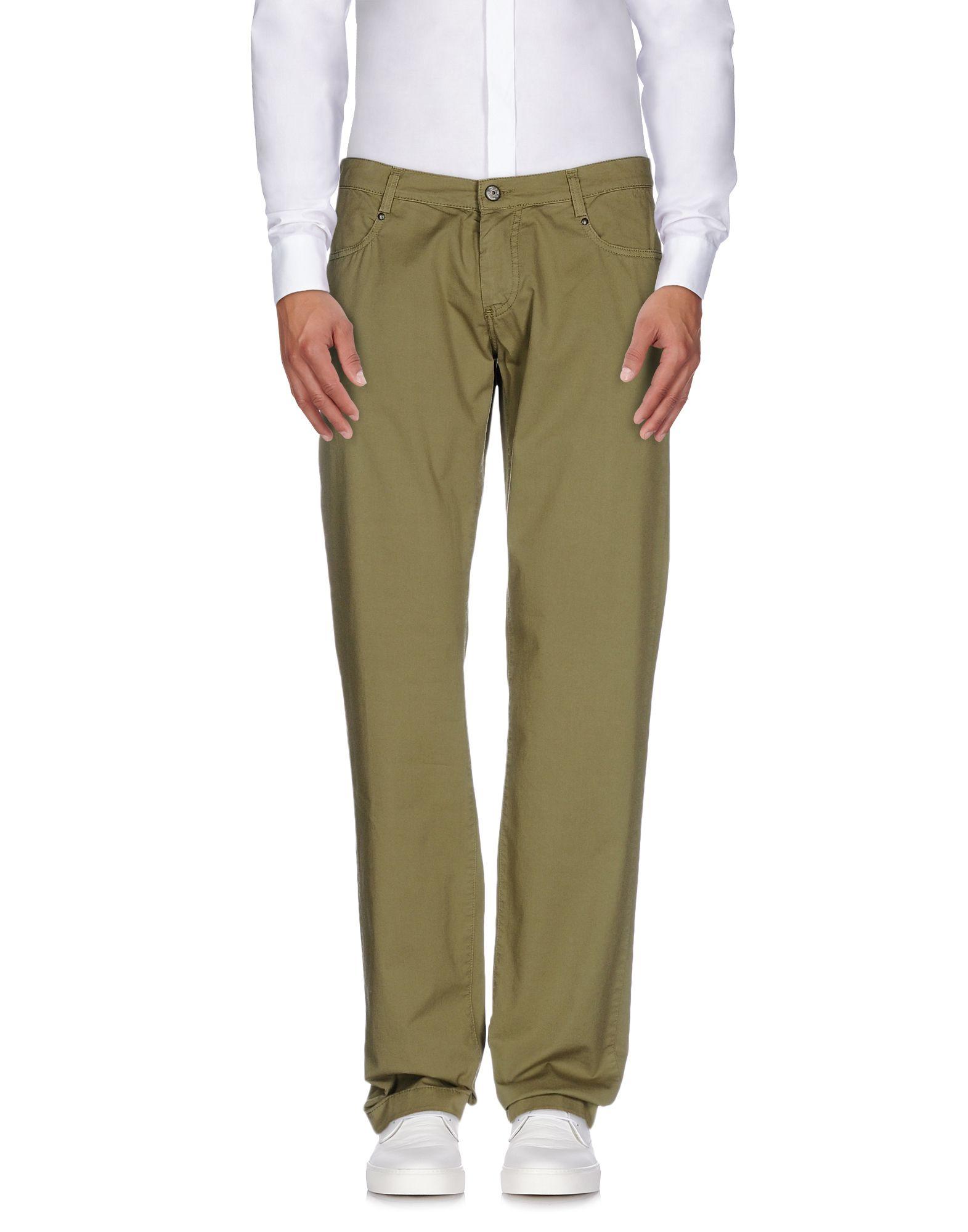 ETRO Повседневные брюки vans джинсы vans v46 taper vintage blue 32 32