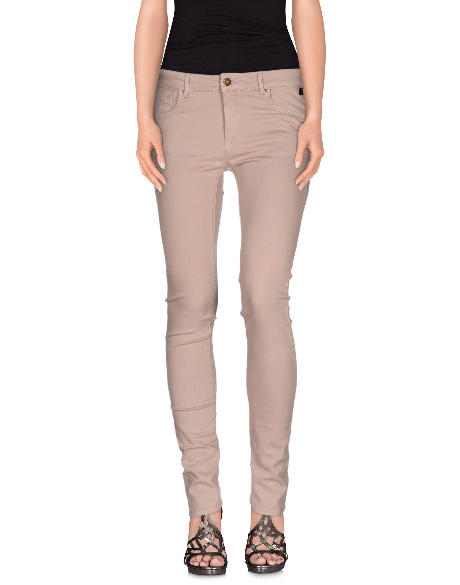 FAIRLY Джинсовые брюки цена 2017
