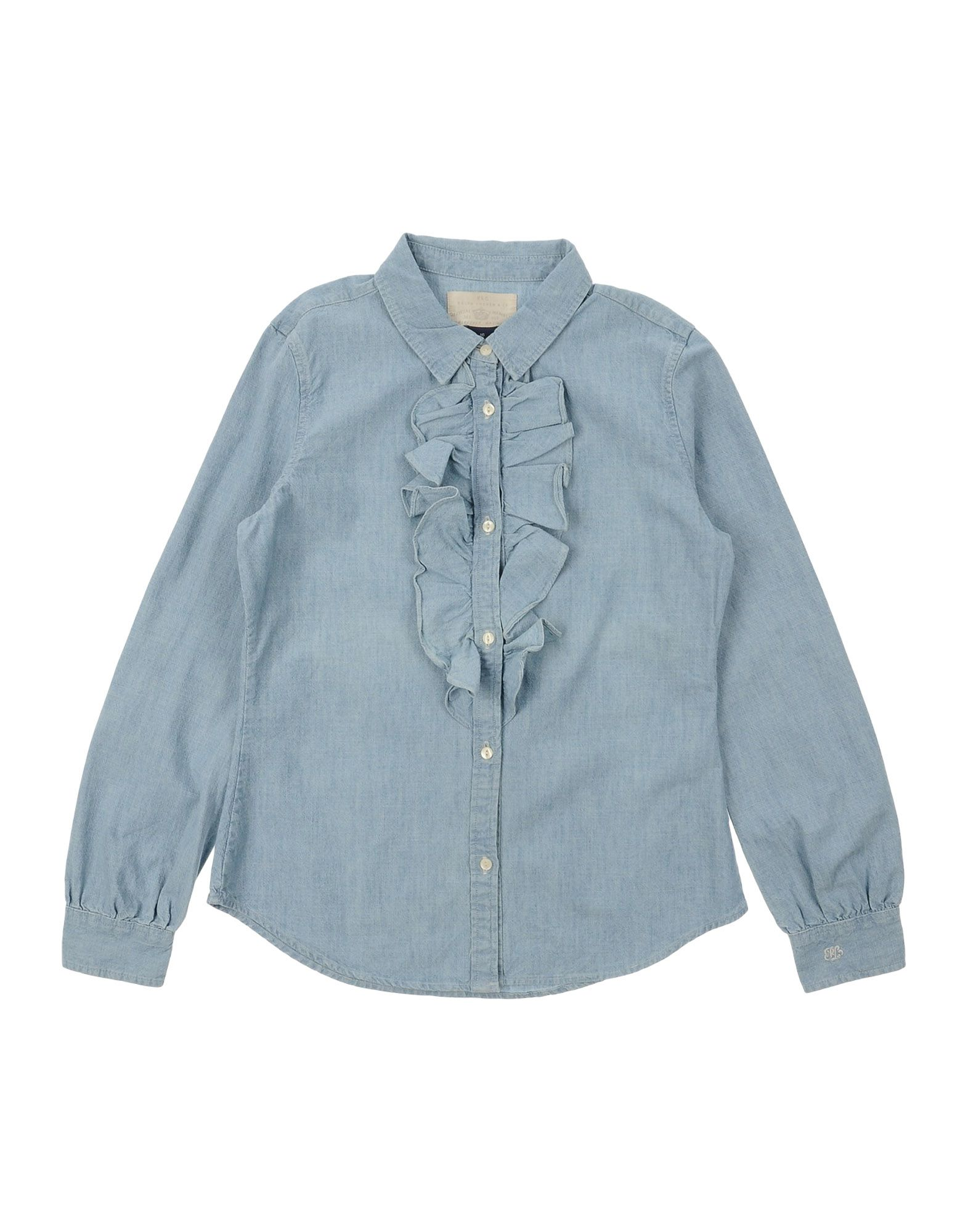 RALPH LAUREN Denim shirts