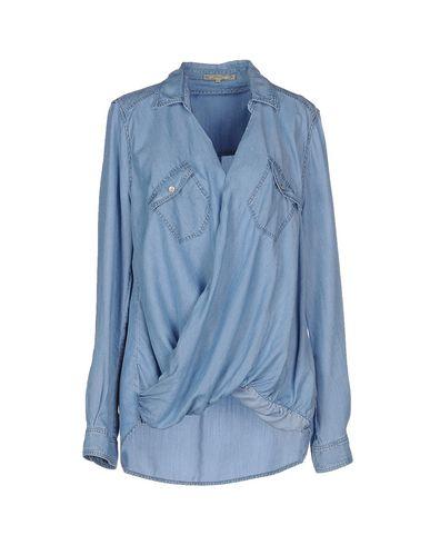 Джинсовая рубашка PATRIZIA PEPE 42478274XB