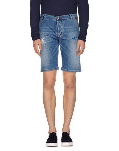 Foto DANIELE ALESSANDRINI Bermuda jeans uomo