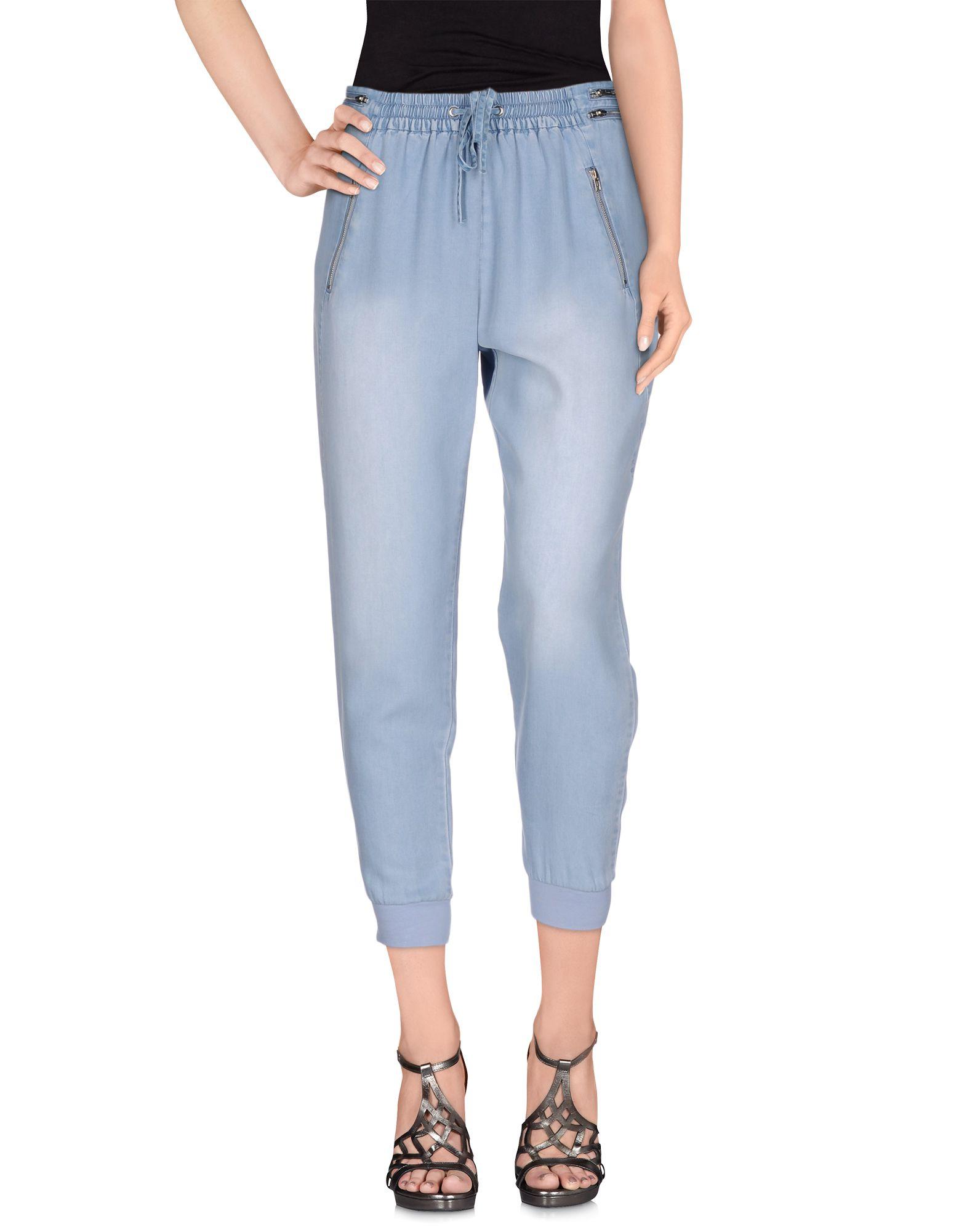 BLACK ORCHID Джинсовые брюки-капри джинсовые капри женские купить