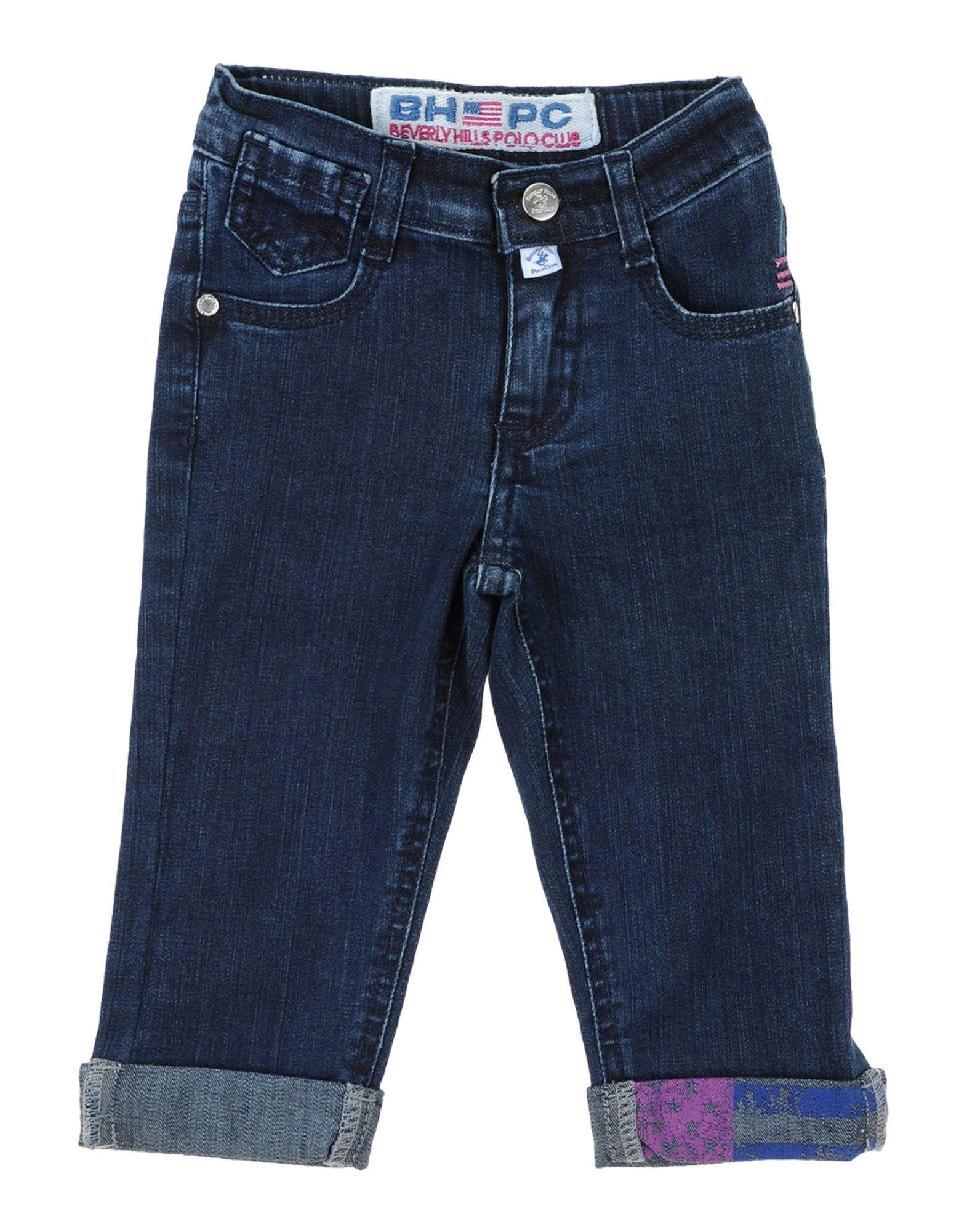 BEVERLY HILLS POLO CLUB Джинсовые брюки bag beverly hills polo club bag