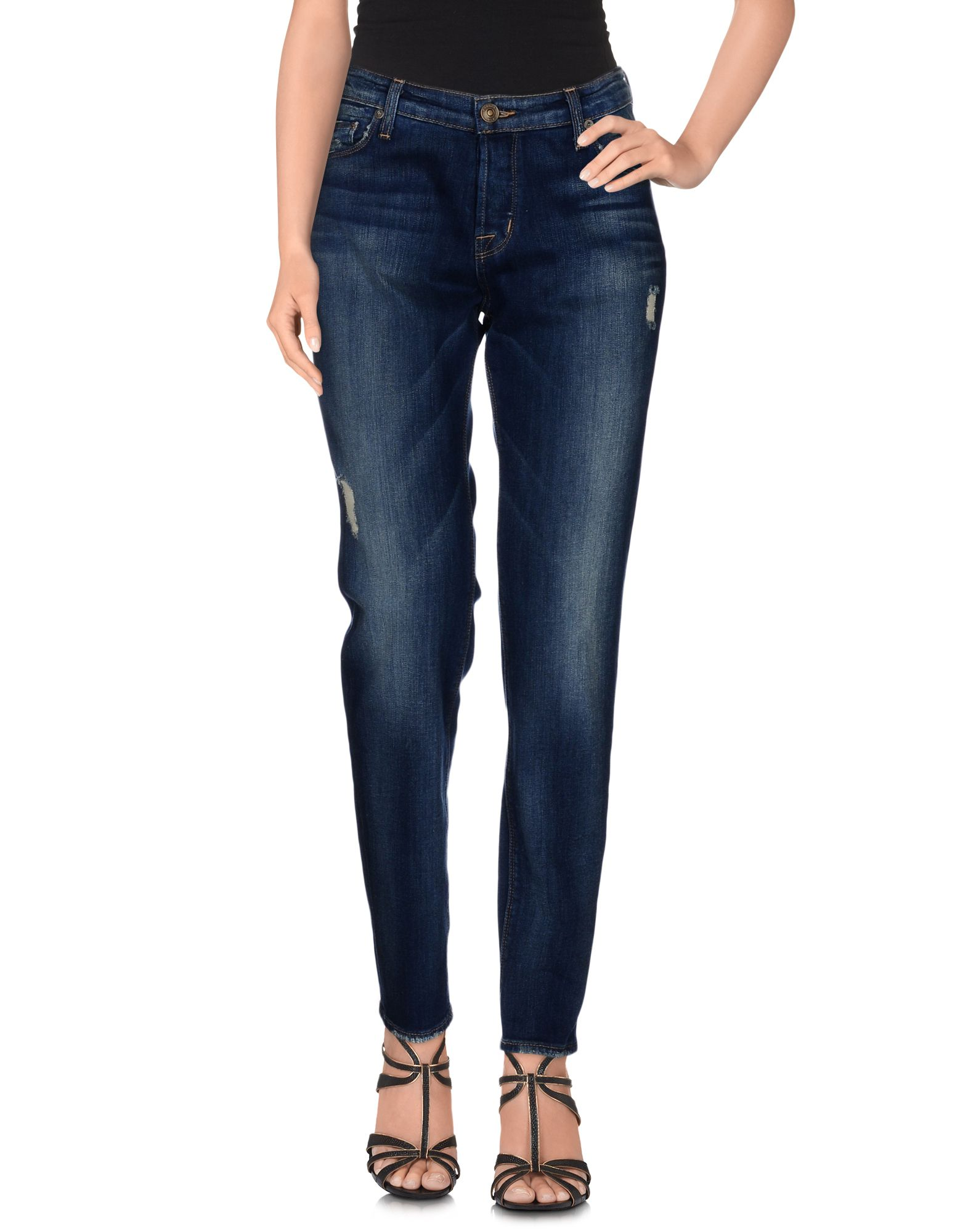 HUDSON Джинсовые брюки dismero джинсовые брюки
