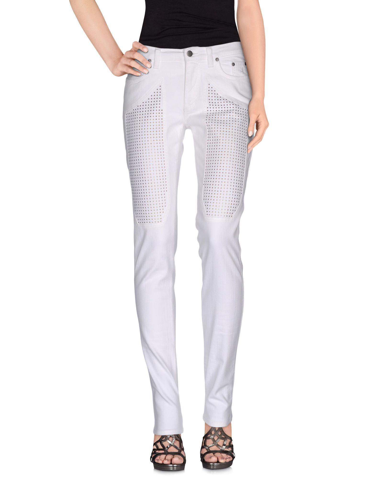 JECKERSON Джинсовые брюки dismero джинсовые брюки