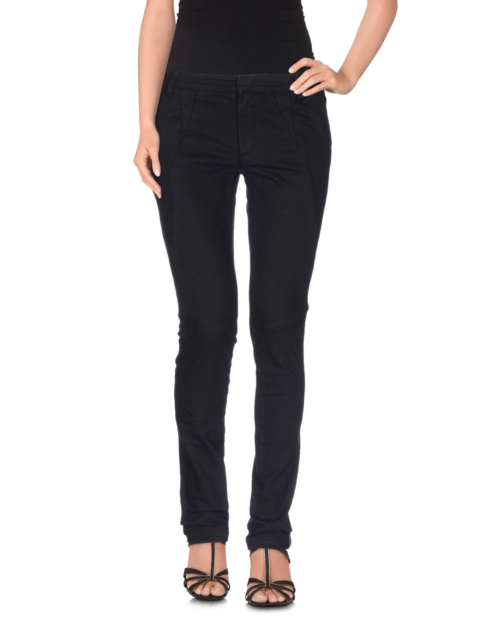 EDUN Джинсовые брюки edun однотонные брюки