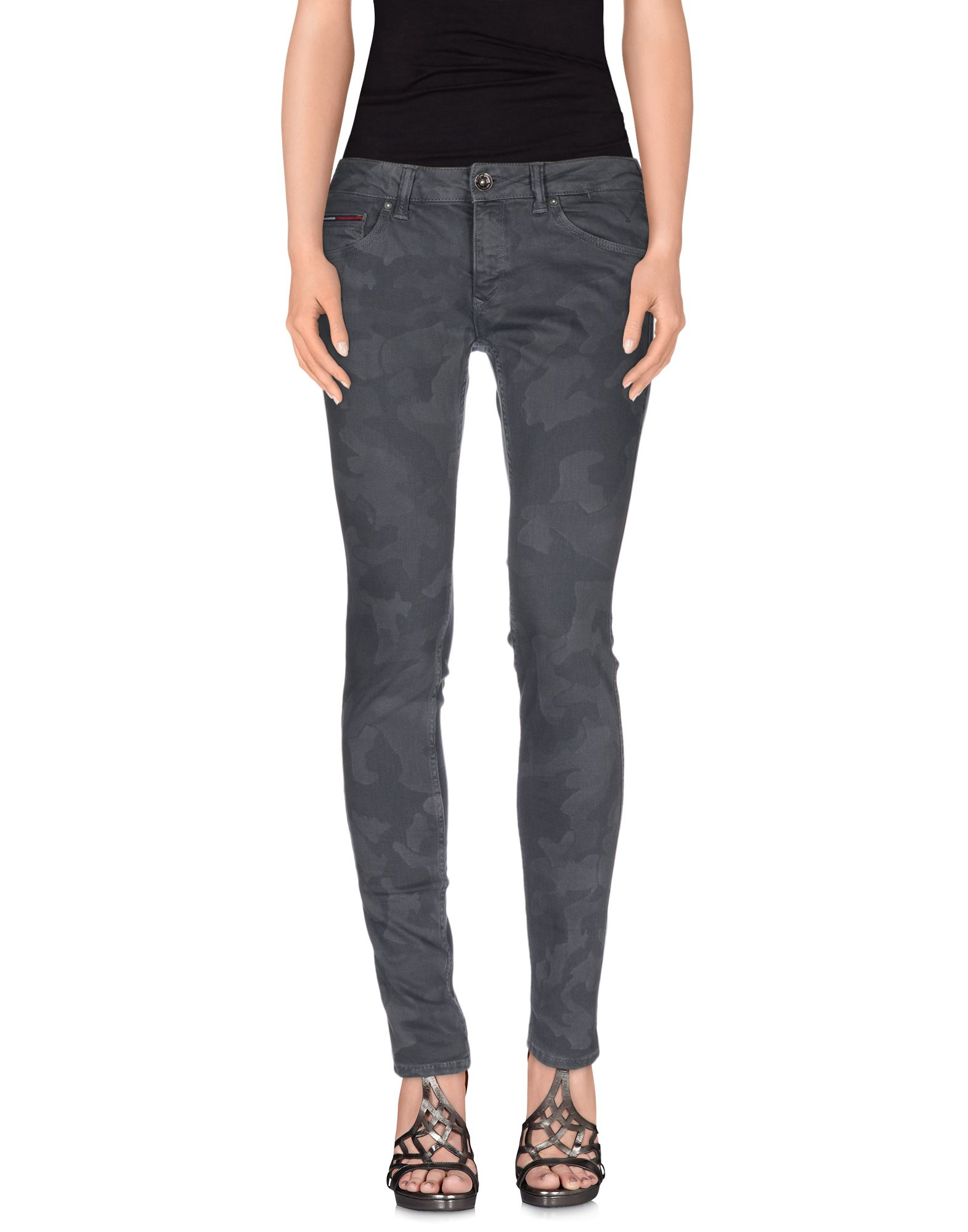 TOMMY HILFIGER DENIM Джинсовые брюки футболка tommy hilfiger denim tommy hilfiger denim to013ewtpb98