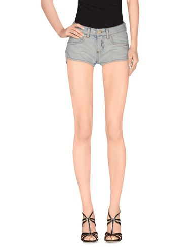 Foto FRANKIE MORELLO Shorts jeans donna