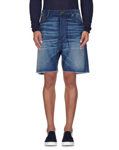 Foto M.GRIFONI DENIM Bermuda jeans uomo