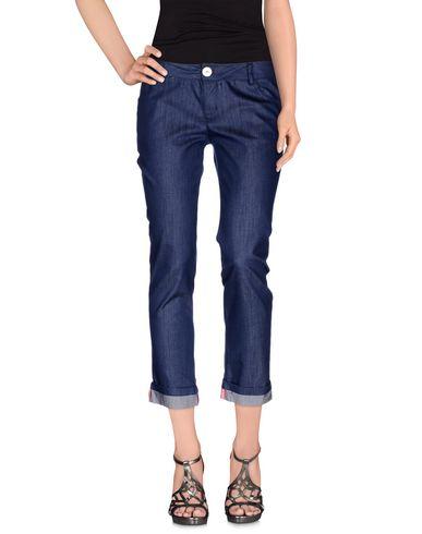 AKE' Pantalon en jean femme