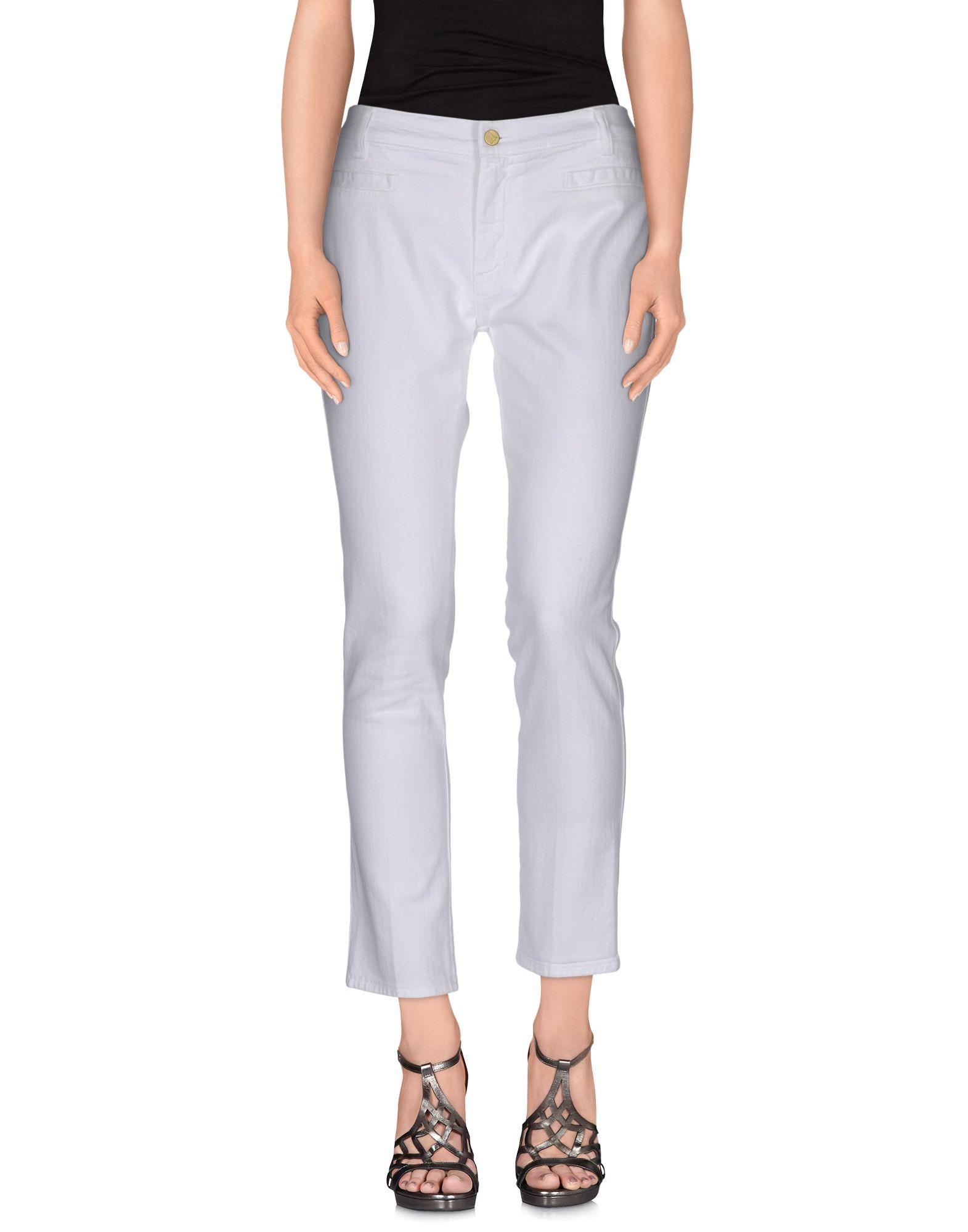 MIH JEANS Джинсовые брюки