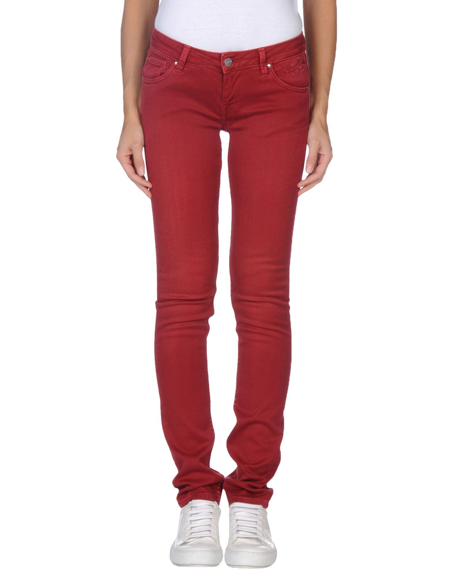 ANDY WARHOL by PEPE JEANS Джинсовые брюки цены онлайн
