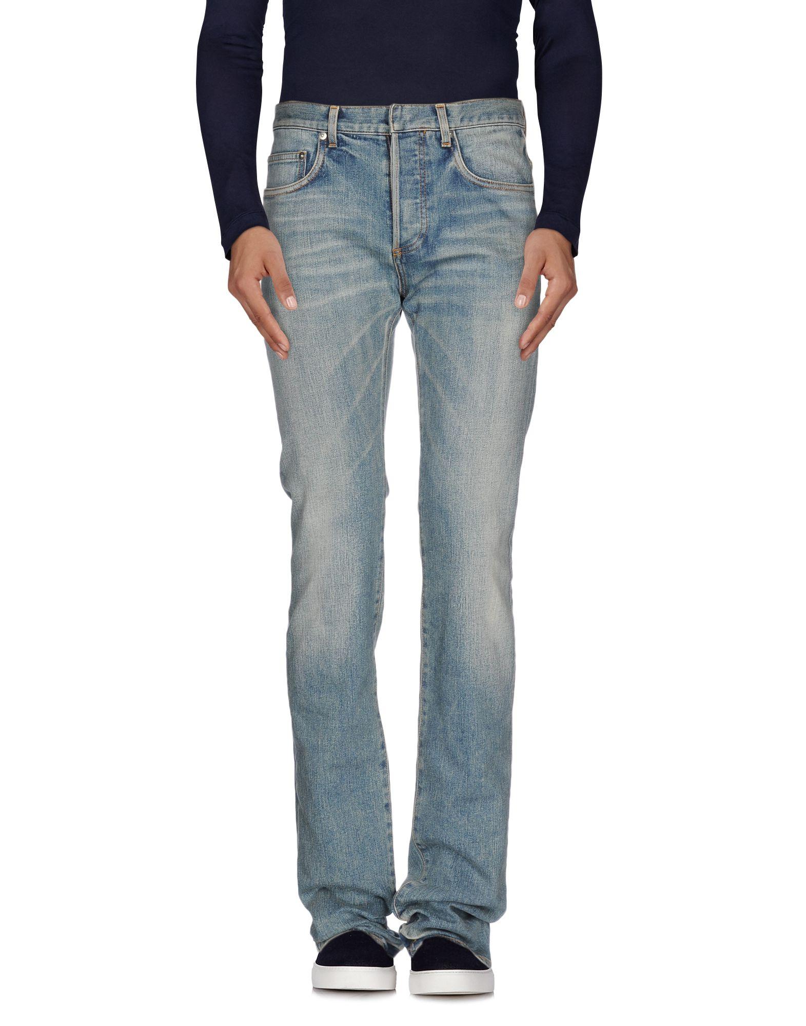 DIOR HOMME Джинсовые брюки dior homme шарф