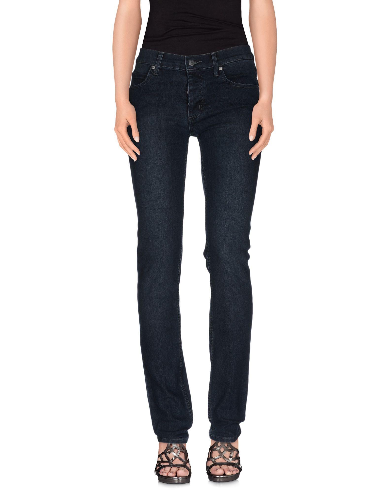 CHEAP MONDAY Джинсовые брюки carver pioneer camp джинсовые брюки мужские обычные джинсовые брюки темно синий 33 611 021