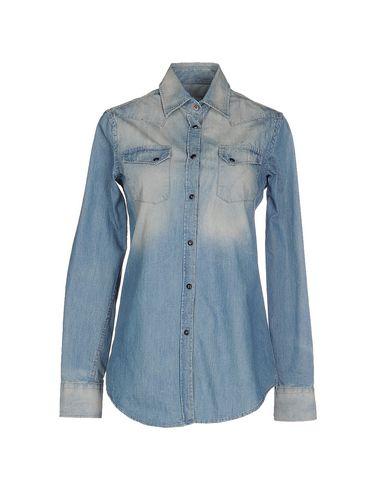 Foto MACCHIA J Camicia jeans donna Camicie jeans