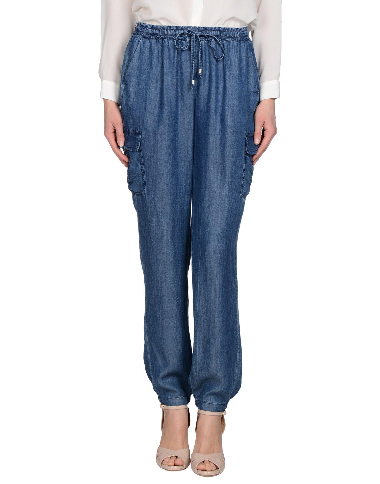 где купить ALFONSO RAY Джинсовые брюки по лучшей цене