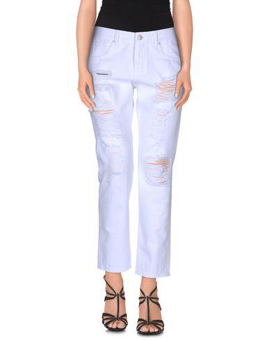 Foto SJYP Pantaloni jeans donna