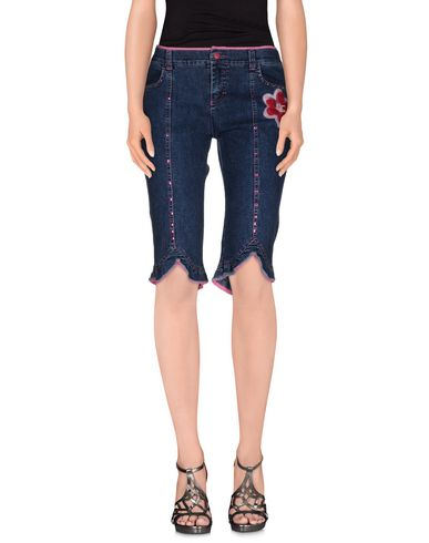 Foto BLU BYBLOS Bermuda jeans donna
