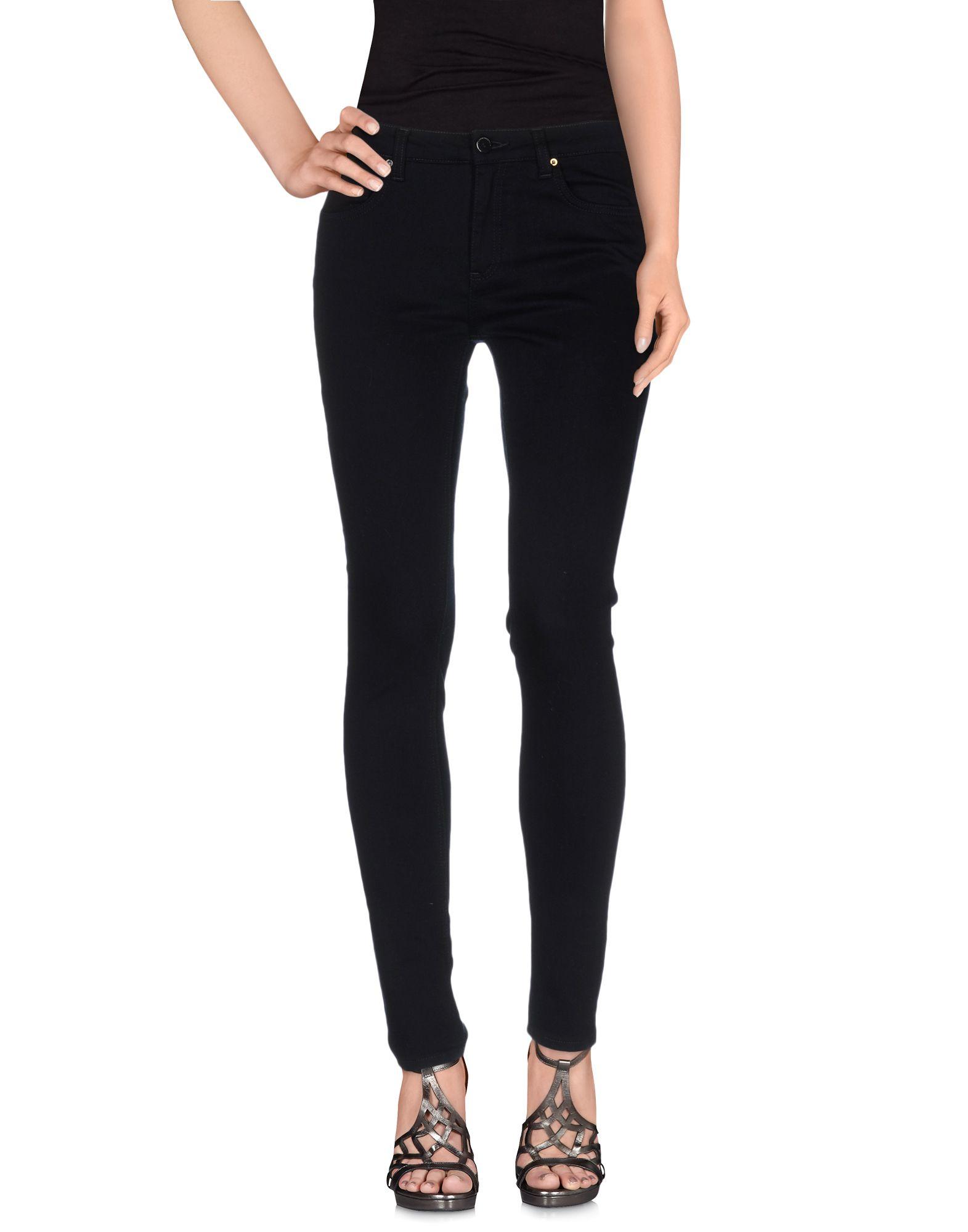 VICTORIA BECKHAM Джинсовые брюки victoria beckham джинсовые брюки капри
