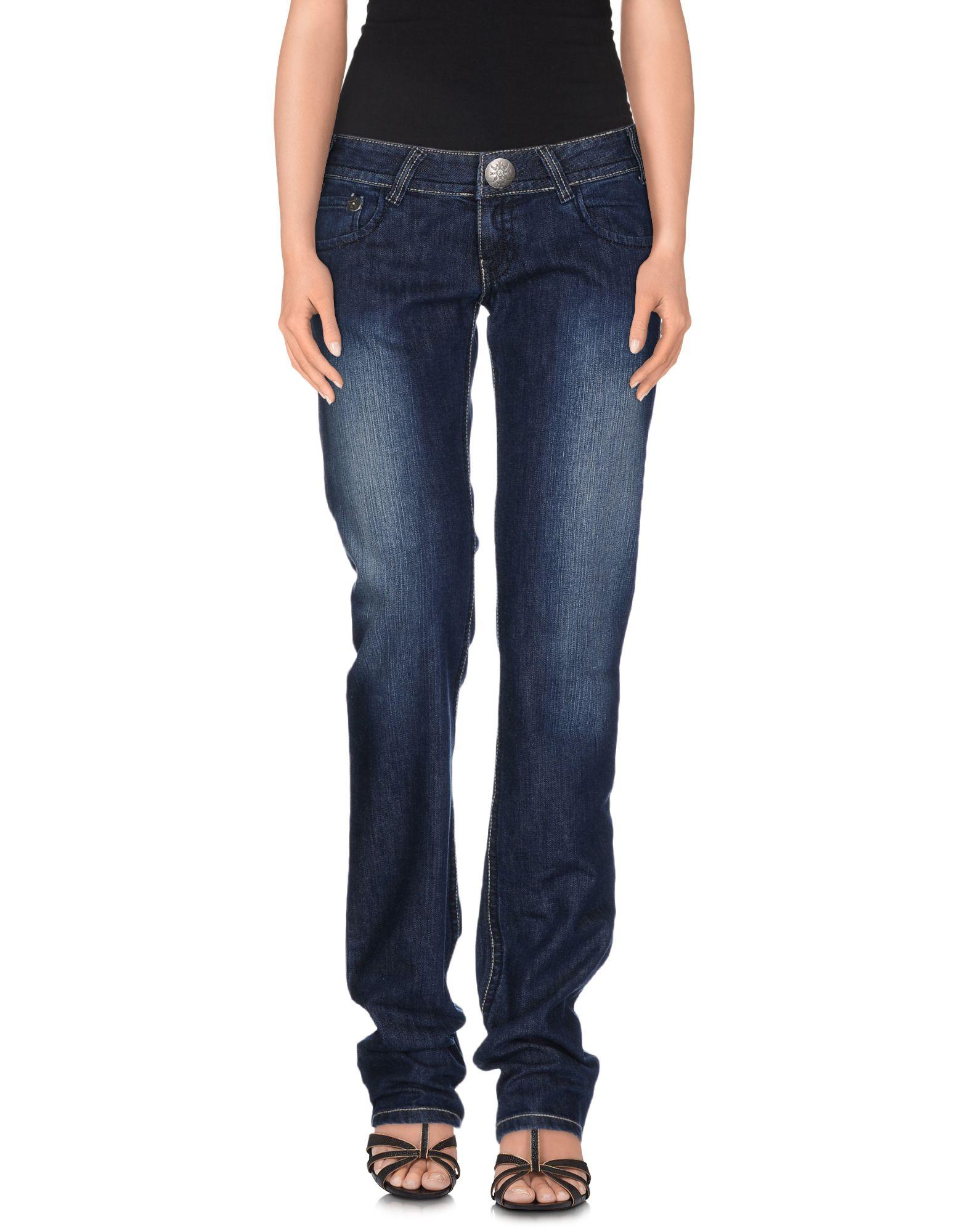 цена PAULA THOMAS for TW Джинсовые брюки онлайн в 2017 году
