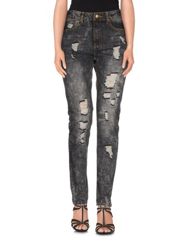 Foto DUCK FARM Pantaloni jeans donna
