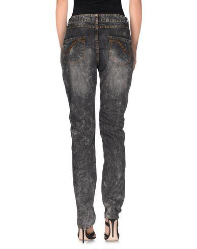 Фото 2 - Джинсовые брюки от DUCK FARM цвет стальной серый