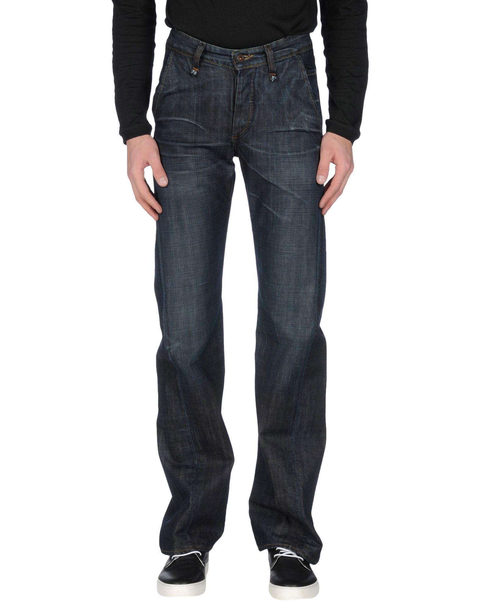 ROGAN Джинсовые брюки joe rogan abbotsford