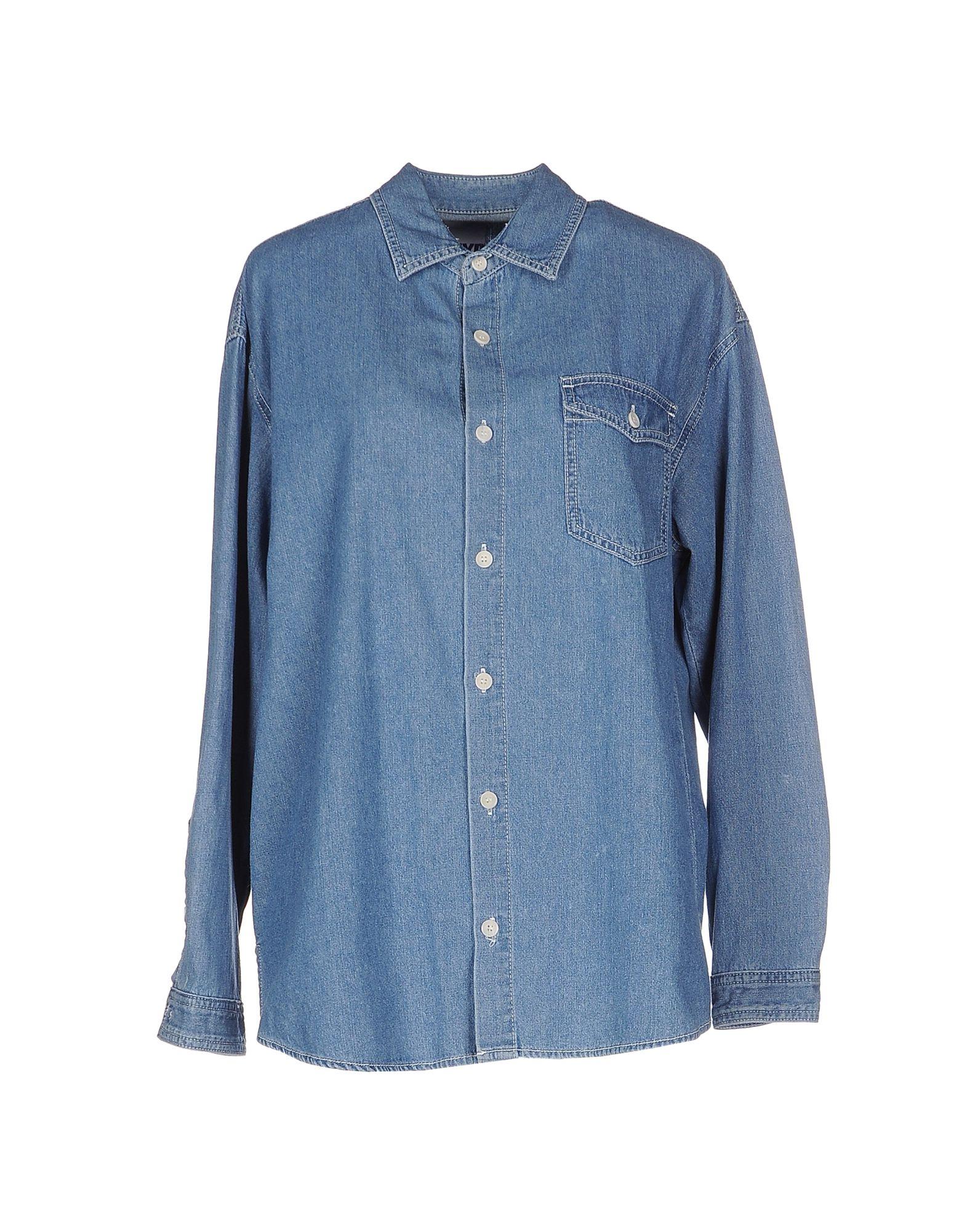 STEVE J & YONI P Джинсовая рубашка