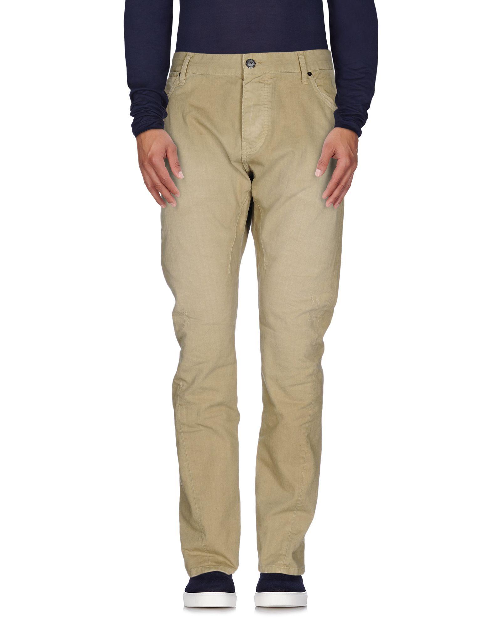FIFTY CARAT Джинсовые брюки