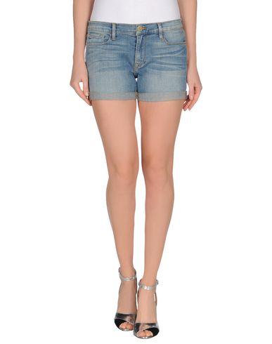Foto FRAME Shorts jeans donna