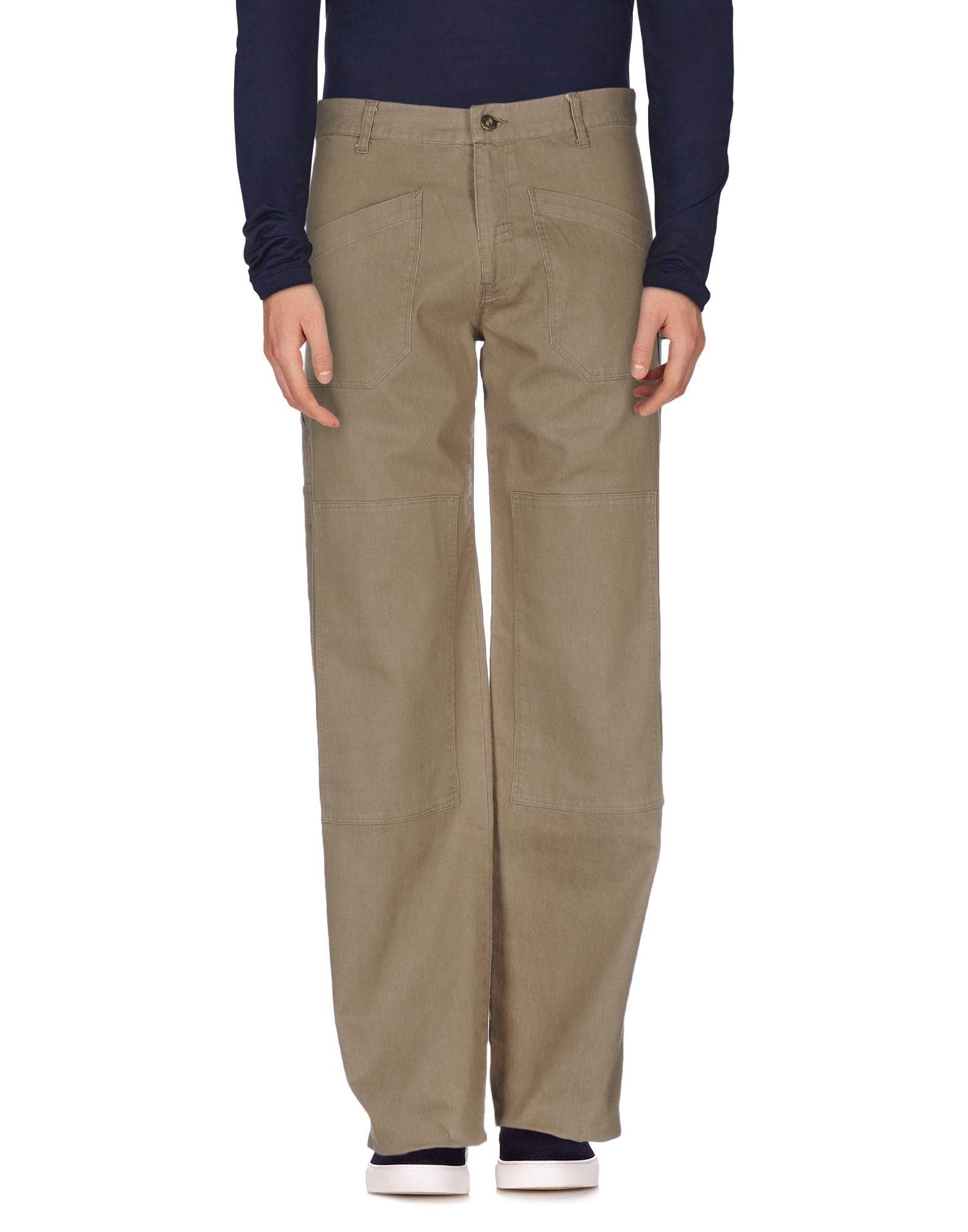 BLU BYBLOS Джинсовые брюки