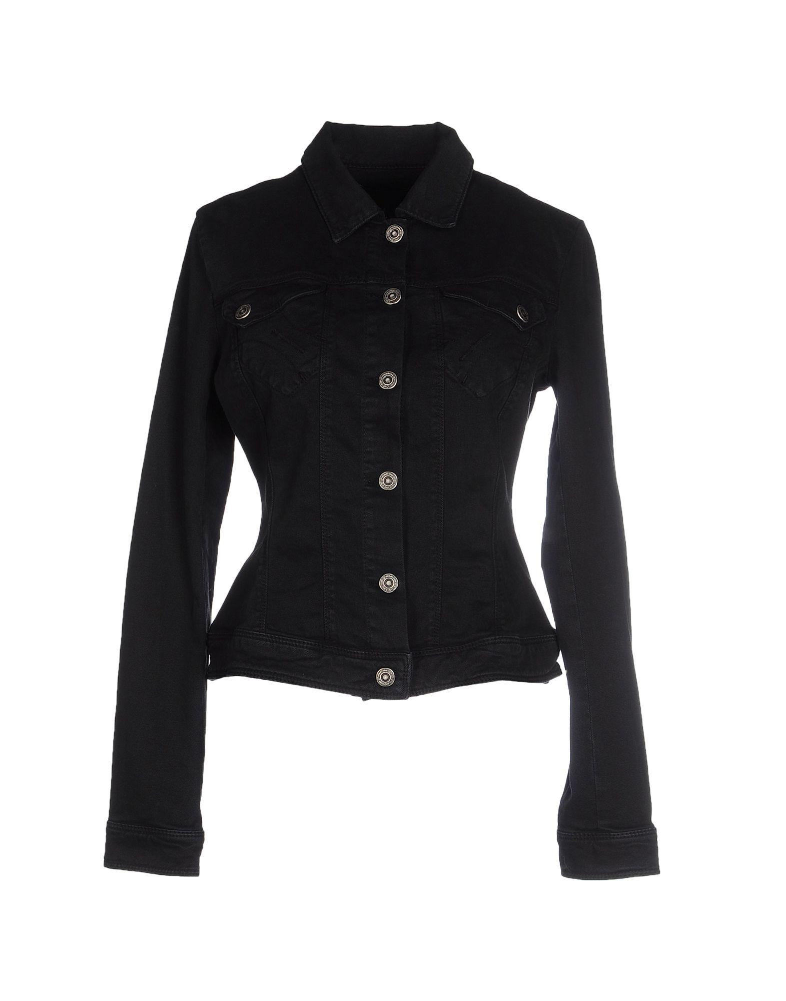 FORNARINA Джинсовая верхняя одежда wood wood джинсовая верхняя одежда