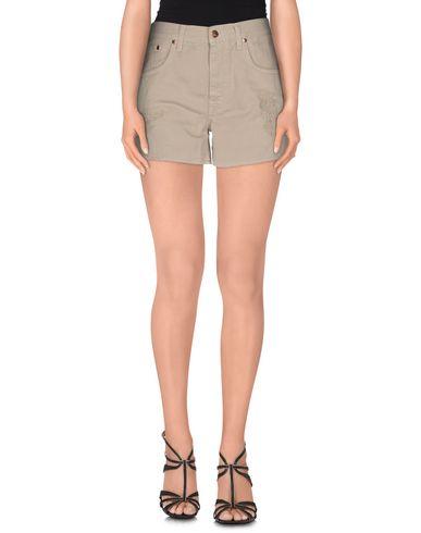 (+) PEOPLE - Džinsu apģērbu - Джинсовые шорты