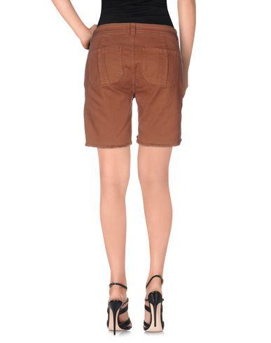 Фото 2 - Джинсовые брюки от SWILDENS коричневого цвета