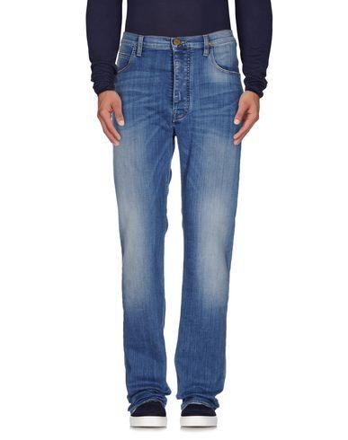 Джинсовые брюки VIVIENNE WESTWOOD ANGLOMANIA 42491767UH